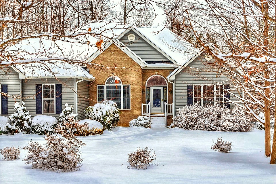 3 Reasons to buy a home in the winter